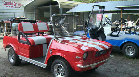 Are golf carts the future of electric vehicles? | INTRODUCTION TO THE SOCIAL SCIENCES DIGITAL TEXTBOOK(PSYCHOLOGY-ECONOMICS-SOCIOLOGY):MIKE BUSARELLO | Scoop.it