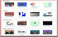 Educational Technology and Mobile Learning: Two Excellent Web Tools for Creating Educational Video Games | Edtech PK-12 | Scoop.it