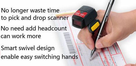 Generalscan GS-R1300BT 1D CCD Bluetooth Ring Barcode scanner Generalscan GS-R1300BT 1D Linear CCD Bluetooth Ring Barcode scanner [GS-R1300BT] - £125.00 Smart Mobile POS, Mobile payment solutions fo... | Smart Mobile POS | Scoop.it