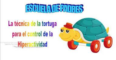 Técnica de la tortuga para el control de la hiperactividad | Recull diari | Scoop.it