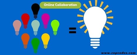 10 tools for online collaboration | Collaboration in Online Courses | Scoop.it