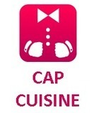 Le nouveau CAP Cuisine 2016 : carte heuristique d'aide à la mise en œuvre   Tourisme, hôtellerie, restauration, sport, loisir   Scoop.it