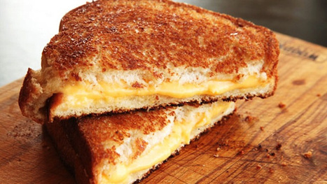 Grill Both Sides of the Bread for the Perfect Grilled Cheese Sandwich | Troy West's Radio Show Prep | Scoop.it