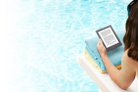 Kobo suya dayanıklı elektronik okuyucusuyla küvette kitap okuma imkanı sunuyor | Kindle Haberleri | Scoop.it