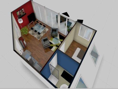 MySketcher – L'incroyable logiciel d'agencement 3D gratuit | Time to Learn | Scoop.it