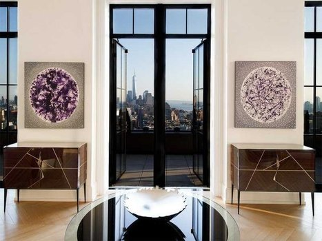The most expensive apartment ever sold in downtown Manhattan is back on the market | Immobilier 2015 | Scoop.it