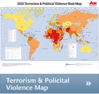 Risk Maps 2015 | Aon | Geographical Education | Scoop.it