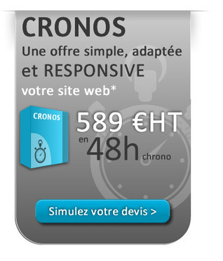 Pack Web Responsive | FB Net Consulting | Applications mobiles | Scoop.it