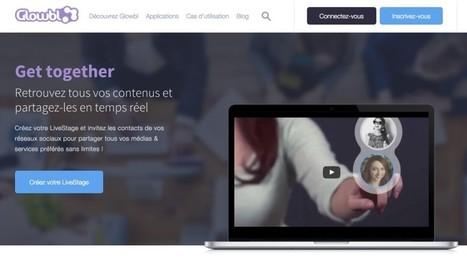 Glowbl. Plateforme de travail collaboratif par vidéoconférence - Les Outils Collaboratifs | L'eVeille | Scoop.it