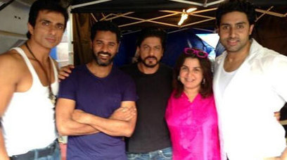 Farah Khan Begins 'Happy New Year' Shoot Without Shah Rukh Khan – Entertainment Articles | Entertainment | Scoop.it