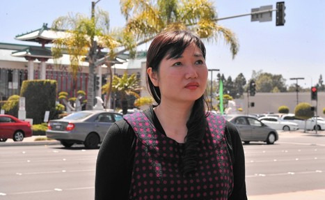 Wife of jailed Vietnamese human rights activist comes to U.S. with a plea   Business News & Finance   Scoop.it