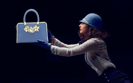 Here's a high-tech way to find out if your new designer bag is genuine or a fake | Creative_me | Scoop.it