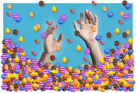 The Science Behind the Candy Crush Addiction | Customer, Consumer, Client Centricity | Scoop.it