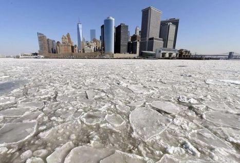 Icy New-York | Epic pics | Scoop.it
