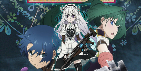 "Primer vídeo promocional del anime ""Hitsugi no Chaika"". | Ultra noticias | Scoop.it"