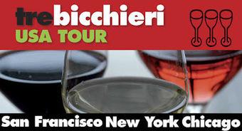 Tre Bicchieri USA Tastings Tour   Wines and People   Scoop.it