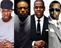What Every Entrepreneur Can Learn From The 4 Richest Hip Hop Moguls | Hip-Hop topics | Scoop.it