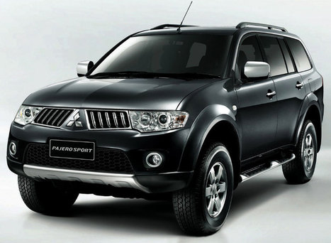Mitsubishi Pajero Sport – Overview   News   Scoop.it
