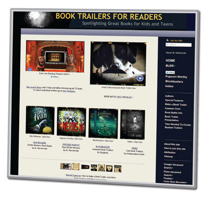 Cool Tools for Featuring Student Book Reviews | Fab Reads! | Scoop.it