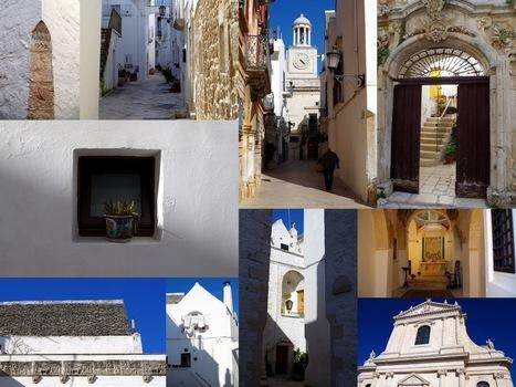 Die weißen Städte Apuliens ~ Go South East | Politically Incorrect | Scoop.it