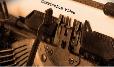 Tips on How to Write a Winning CV | Technology in Business Today | Scoop.it