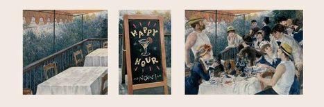 Les tableaux livrent leurs drôles de secrets | La bibliothèque jeunesse idéale | Scoop.it