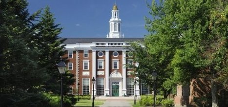 5 Lessons You Learn Your First Year at Harvard Business School | Business Brainpower with the Human Touch | Scoop.it