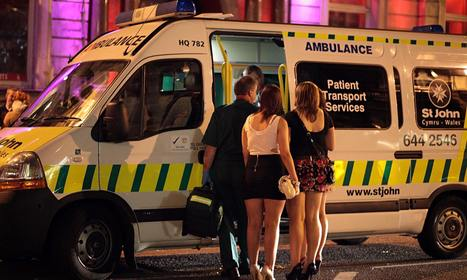 Cost of alcohol credited for drop in serious violence in England and Wales | International Health | Scoop.it