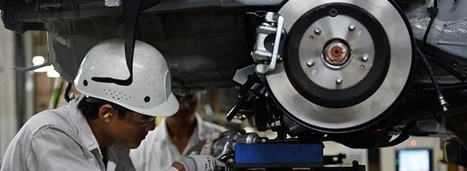 Robust Growth in Thai Auto Exports | Thai & Indonesia auto | Scoop.it
