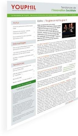 Lettre professionnelle   YOUPHIL   Tookets, Business Social et coopératif   Scoop.it