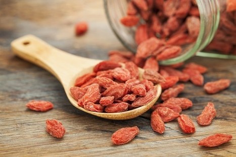 Goji Berries: A Superfood Handed Down for 2,500 Years | Superfood Chia Dressing | Scoop.it