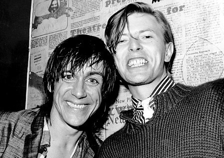 David Bowie and Iggy Pop on the glam in Berlin | B-B-B-Bowie | Scoop.it