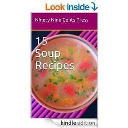 15 Soup Recipes | FreeEbooks | Scoop.it
