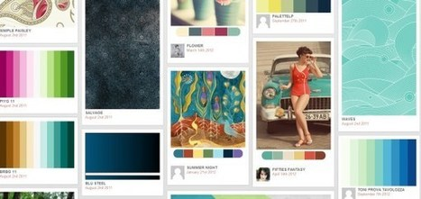 5 Great Tools for Finding Color Inspiration | Marketing ideas and color use | Scoop.it