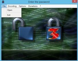 Τα καλύτερα δωρεάν προγράμματα: Encoding Decoding Free : Απλή γρήγορη και ισχυρή εφαρμογή για να κρυπτογραφήσετε τα αρχεία σας | lovefortechnology.net | Δωρεάν προγράμματα, Τεχνολογία | Scoop.it