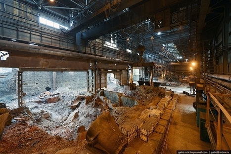 The Old Copper Smelting Plants | The Copper Universe | Scoop.it