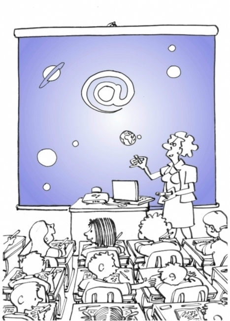 World Wide Web: A Planet Of Its Own [cartoon] | How I would Love To Experience World Wide Web | Scoop.it