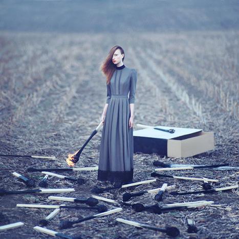 Oleg Oprisco's Stylized Photography Indulges the Fantasy of Escape | Kunst & Cultuur in de klas | Scoop.it