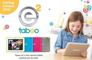 Tabeo e2 Children's Tablet | Kids Tablets | Tablets for Kids | Scoop.it