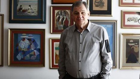 León Trahtemberg: 'El arte posee valores más potentes que la matemática' | Un vistazo de la actividad cultural peruana | Scoop.it