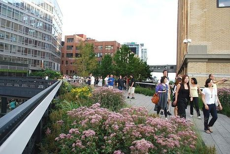A Comparison of the 3 Phases of the High Line, NYC - Part 7, By Steven L. Cantor | La HighLine de Cannes | Scoop.it