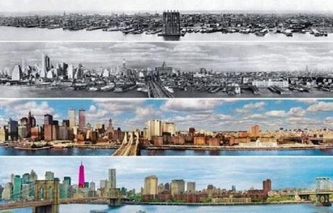 El plan de Nueva York para reducir su huella de carbono en 90% para 2050 | Calentamiento Global | Scoop.it
