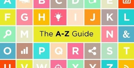 The A-Z guide of influencer marketing - The Next Web   21st Century Public Relations   Scoop.it