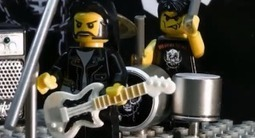 Classic Punk Gets Lego Makeover - My Freakin Ears! | Lego Stuff | Scoop.it