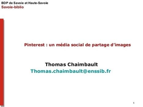 Pinterest pour les bibliothèques | Outils et  innovations pour mieux trouver, gérer et diffuser l'information | Scoop.it