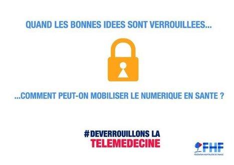 Search Twitter - #DeverrouillonsLaTelemedecine   Santé NTIC   Scoop.it