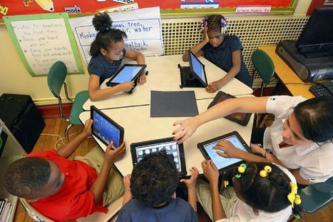 For Pittsburgh teachers, iPads keeping students charged | Apple Educational Technology | Scoop.it