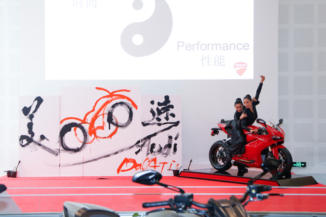 Ducati China to open under Audi for 2016 as official Importer into the Mainland | Ductalk Ducati News | Scoop.it