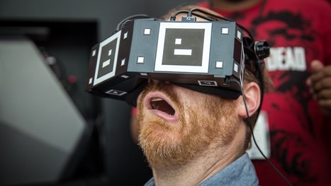 2016 : réalité virtuelle, année zéro   Faire société à l'ère numérique   Scoop.it