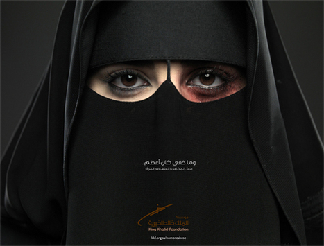 Saudi Arabia's first domestic violence campaign - The World Daily | Domestic violence around the globe | Scoop.it